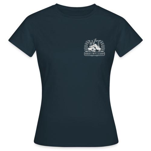 SWTA_2015_Logo_Schüler_ve - Frauen T-Shirt
