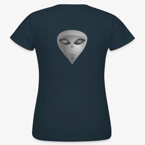 alien png - Frauen T-Shirt