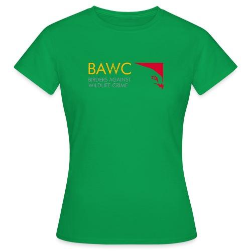 BAWC Horizontal Logo - Women's T-Shirt