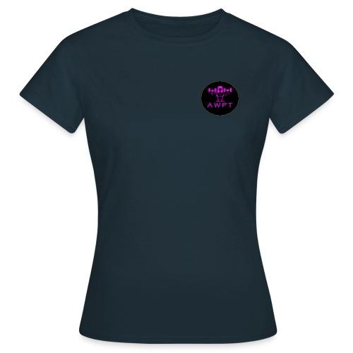 awptlogogirl - Women's T-Shirt