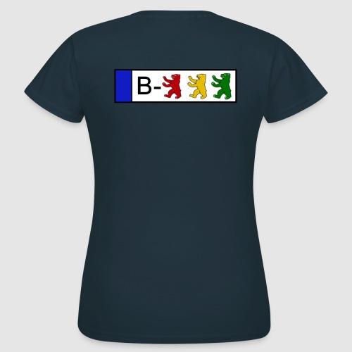 Kennzeichen - Frauen T-Shirt