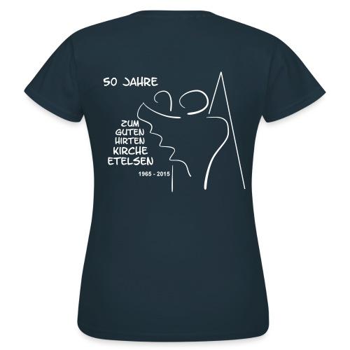 201502Hirte - Frauen T-Shirt