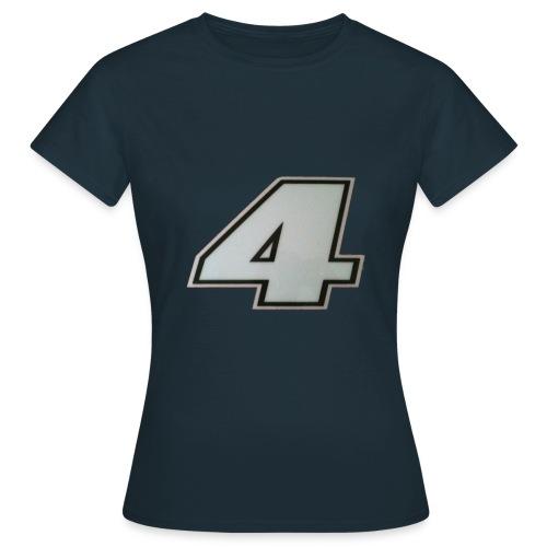 numero4 copie - T-shirt Femme