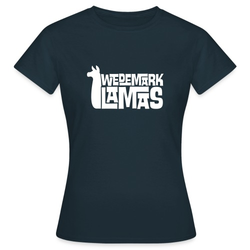 Wedemark Lamas Logo - Frauen T-Shirt