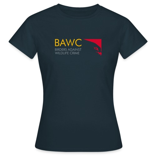 BAWC Horizontal Logo - Women's T-Shirt