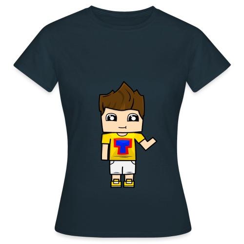 TheXyberLppng2 png - Frauen T-Shirt