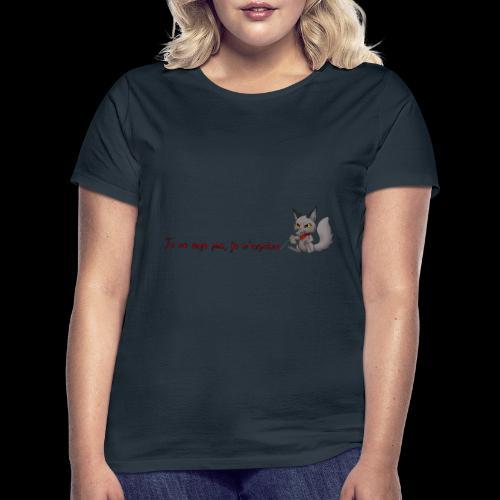 RavenWolfire Design - T-shirt Femme