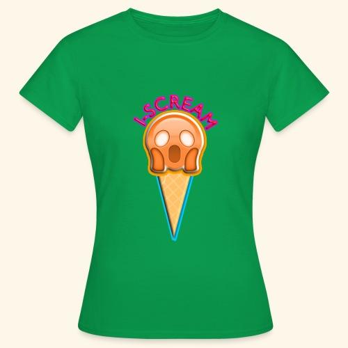 Ice cream makes you scream - Maglietta da donna