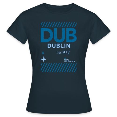 Dublin Ireland Travel - Women's T-Shirt