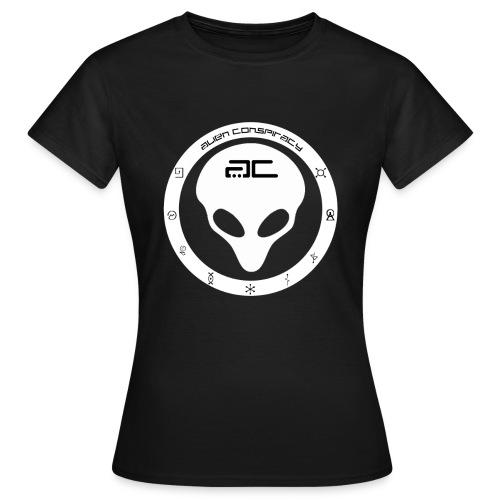 Alien Conspiracy - Camiseta mujer
