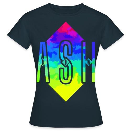 ASHBOW TIEDYE - Women's T-Shirt