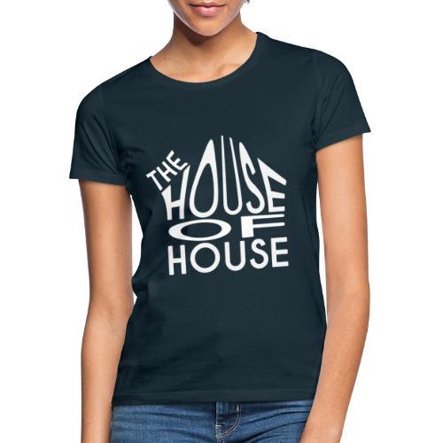 THOH Logo White - Women's T-Shirt