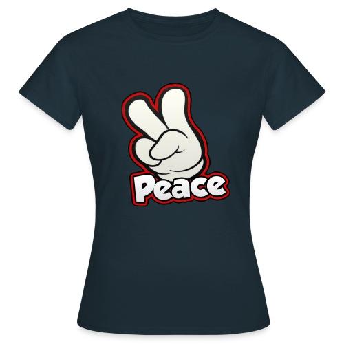 Shirt1 png - Vrouwen T-shirt