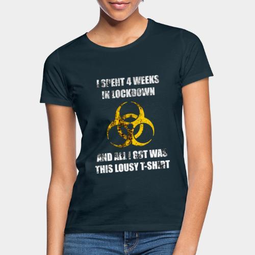 Lockdown - Women's T-Shirt
