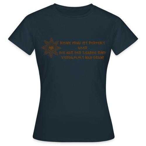 1GardeFrauen - Frauen T-Shirt