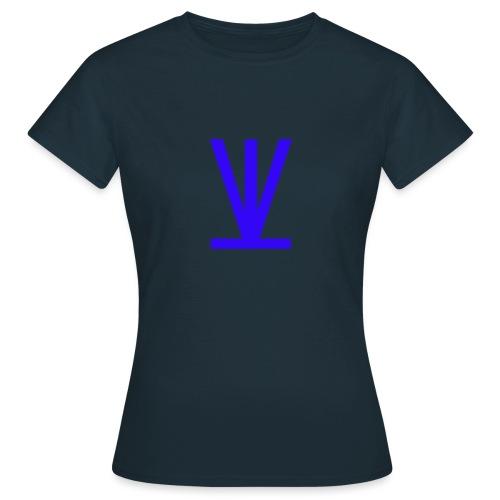 Vecent Logo Smooth - Frauen T-Shirt
