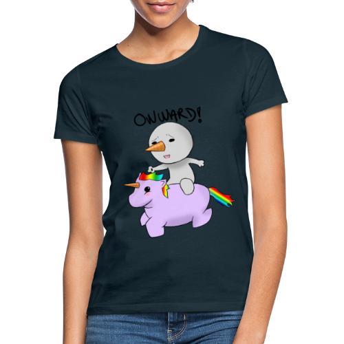 ONWARD! - T-skjorte for kvinner