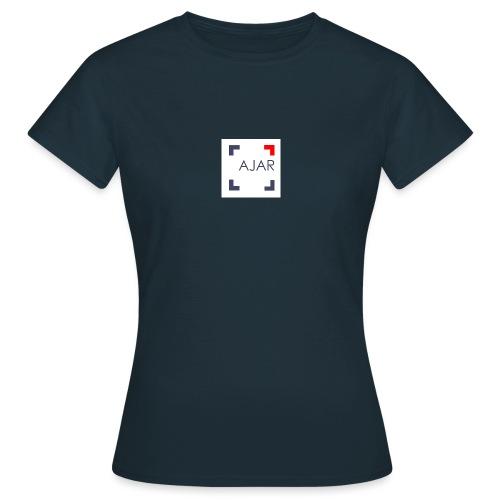 AJAR Logo - T-shirt Femme