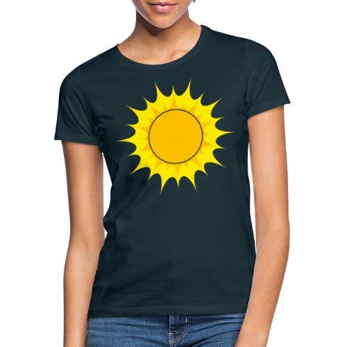 Sun / Sonne - Frauen T-Shirt