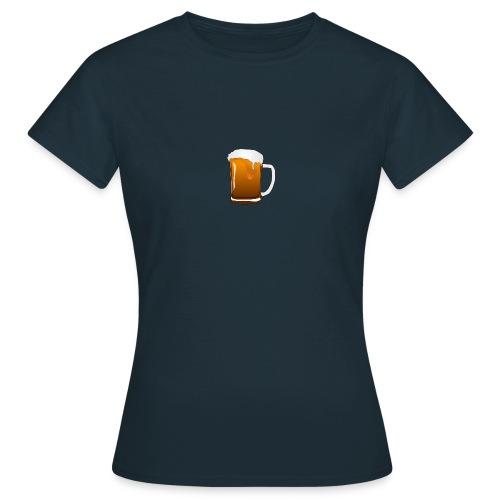Bier - Frauen T-Shirt