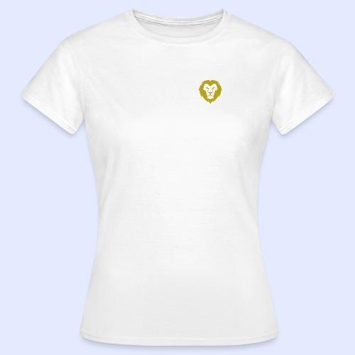 GoldenLion - Naisten t-paita