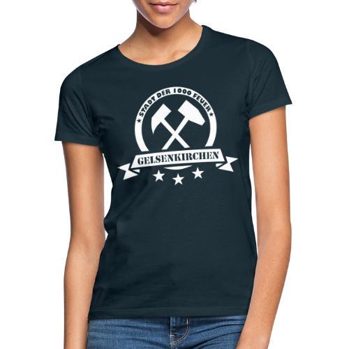 stadt der 1000 feuer - Frauen T-Shirt