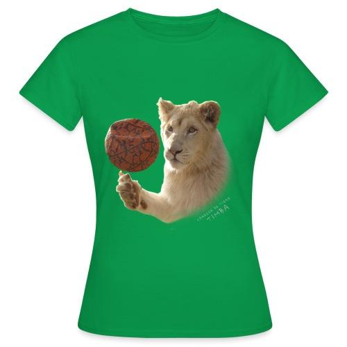 Timba ballon - T-shirt Femme