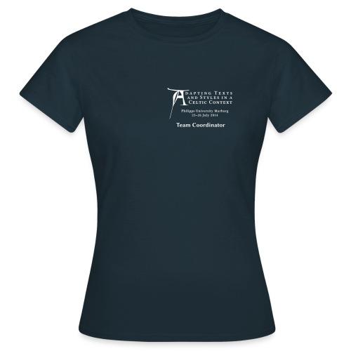 atscc-logo-team-coord - Frauen T-Shirt
