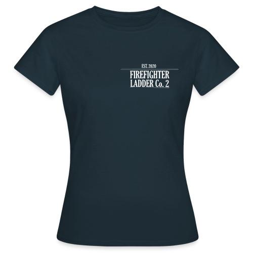 Firefighter Ladder Co. 2 - Dame-T-shirt