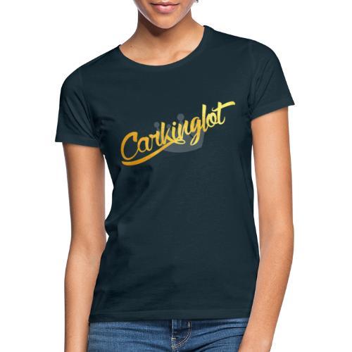Carkinglot clean - Vrouwen T-shirt
