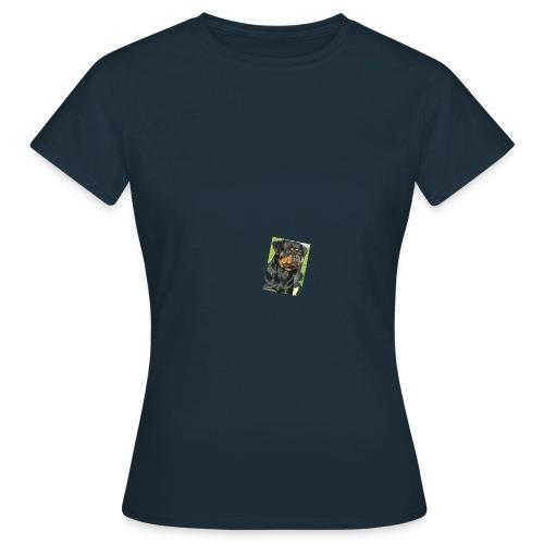 chiens Rottweiler 71612e0 - T-shirt Femme
