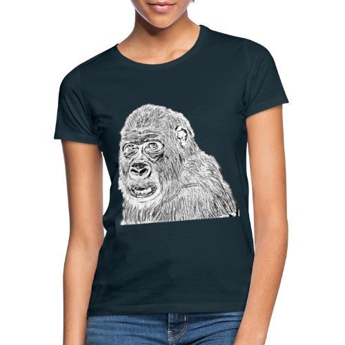 singe - T-shirt Femme