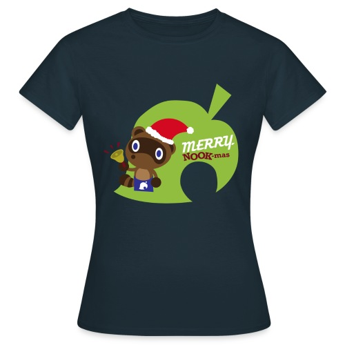 Nookmas png - Women's T-Shirt