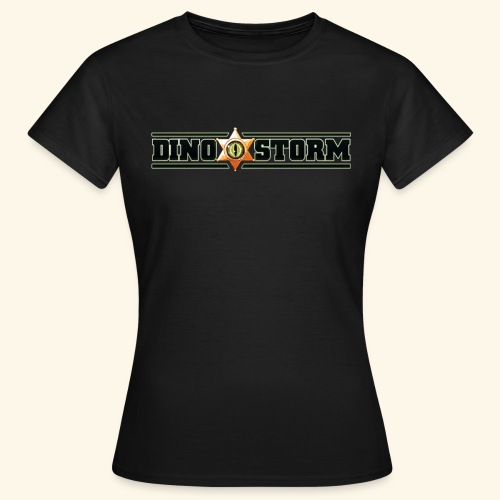Dinostorm Logo New - Women's T-Shirt