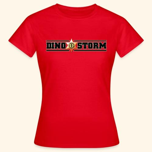 Dinostorm Logo New - Women's T-Shirt