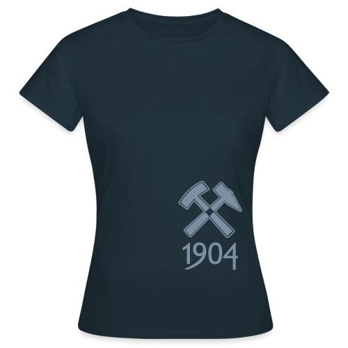 SchlägelundEisen 1904 - Frauen T-Shirt