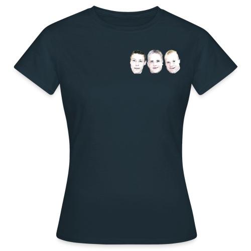 82er bank - Frauen T-Shirt