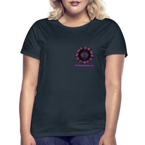 Experimental T-shirt & Hoodie Fun - Vrouwen T-shirt