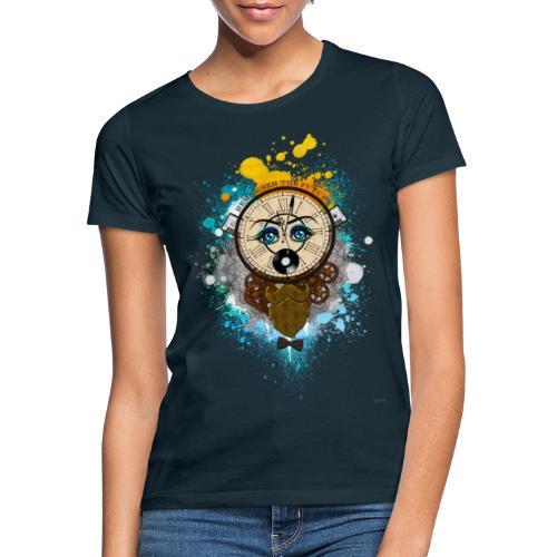 Remember the future : souviens-toi du futur. - T-shirt Femme