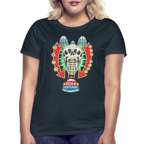 ROCK ANTENNE Rock 'n' Rollercoaster - Frauen T-Shirt