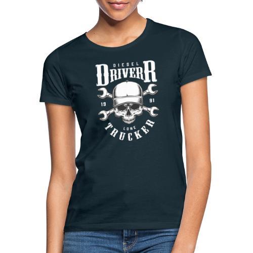 Diesel Driver - T-shirt Femme