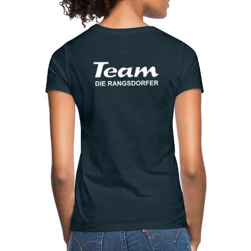 DIE RANGSDORFER - TEAM - Frauen T-Shirt