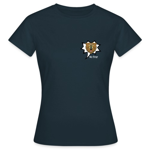 Bear Roar Logo - Women's T-Shirt