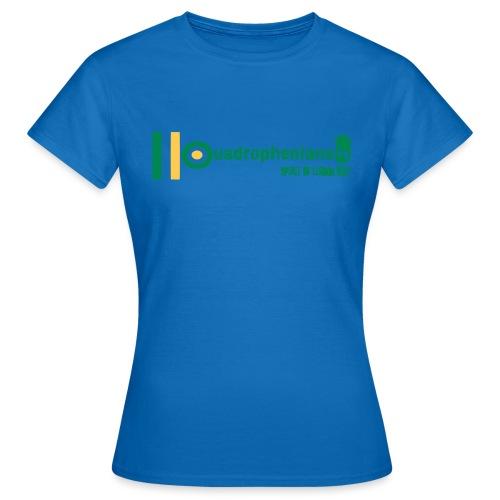 quadrofenians2 - Women's T-Shirt
