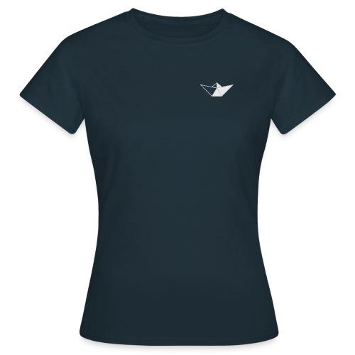 BateauPapierSS - T-shirt Femme
