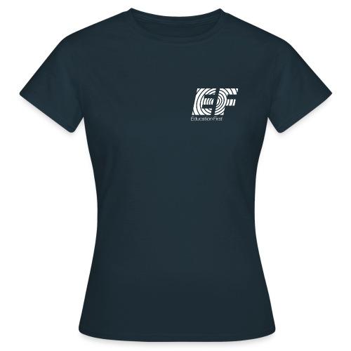 ef white png - Women's T-Shirt