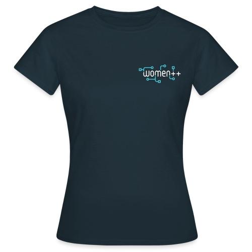 Women++ Black - T-shirt Femme
