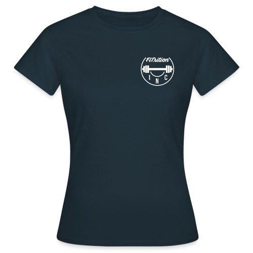 FiTrition Inc - White - Women's T-Shirt