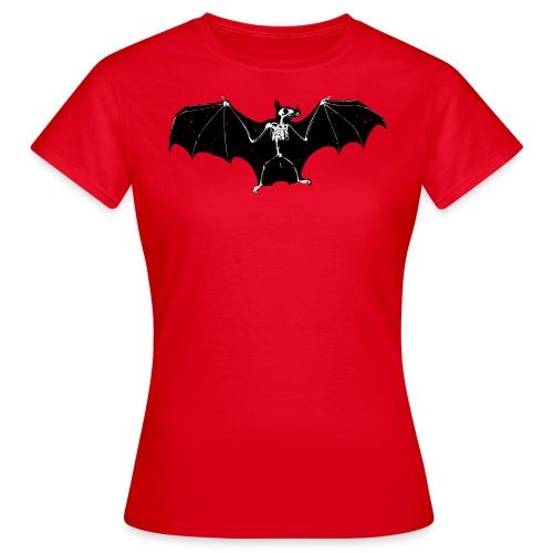 Bat skeleton #1 - Women's T-Shirt