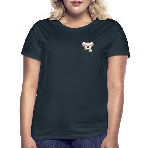 Surf-Koala - Maglietta da donna